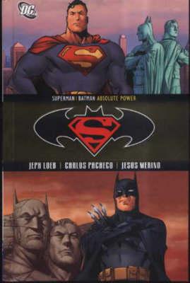 Superman/Batman: Absolute Power (Hardback)