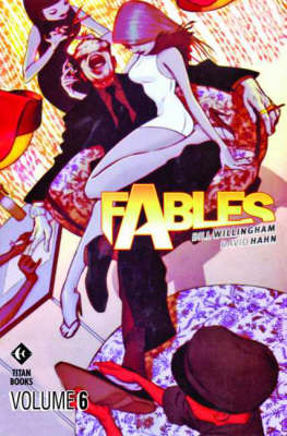 Fables: Homelands v. 6 (Paperback)