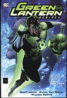 Green Lantern: Rebirth (Hardback)