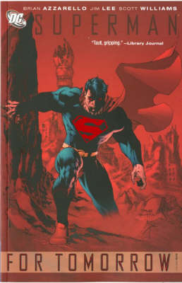 Superman: For Tomorrow v. 1 (Paperback)