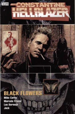 Hellblazer: Black Flowers (Paperback)