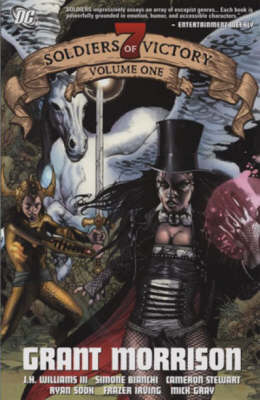 Seven Soldiers of Victory: v. 1 (Paperback)