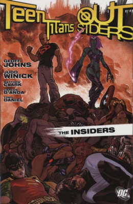 Teen Titans: Insiders (Paperback)