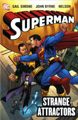 Superman: Strange Attractors (Paperback)