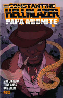 Hellblazer: Papa Midnite (Paperback)