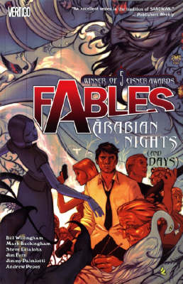 Fables: Arabian Nights (and Days) (Paperback)