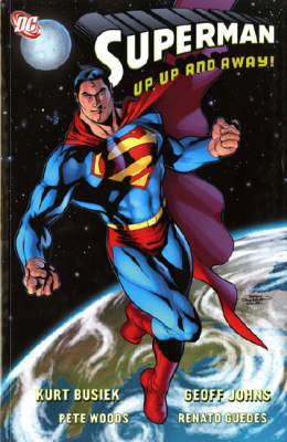 Superman: Up, Up and Away (Paperback)