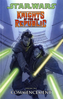 Star Wars - Knights of the Old Republic: Commencement v. 1 (Paperback)