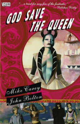 God Save the Queen (Paperback)