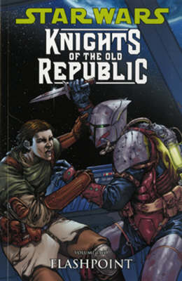 Star Wars: Knights of the Old Republic (Paperback)