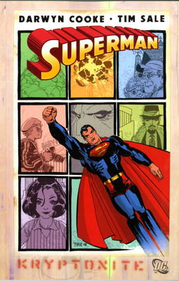 Superman: Kryptonite (Paperback)