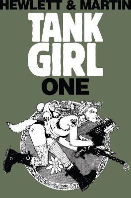 Tank Girl - Tank Girl 1 (Remastered Edition) (Paperback)