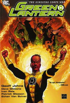 Green Lantern: Sinestro Corps War v. 1 (Hardback)