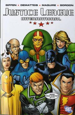 Justice League International: v. 1 (Paperback)