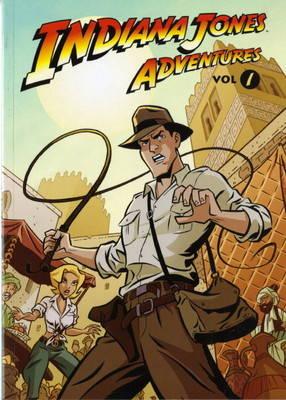 Indiana Jones Adventures: v. 1 (Paperback)