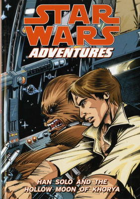 Star Wars Adventures: Han Solo and the Hollow Moon of Khorya v. 1 (Paperback)