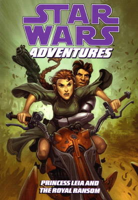 Star Wars Adventures: Princess Leia and the Royal Ransom. Script, Jeremy Barlow Princess Leia and the Royal Ransom v. 2 - Star Wars Adventures (Paperback)