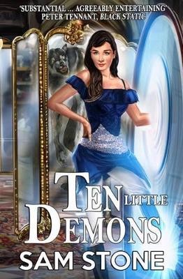 Ten Little Demons - Kat Lightfoot Mysteries 6 (Paperback)