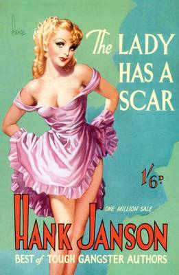 The Lady Has a Scar (Paperback)