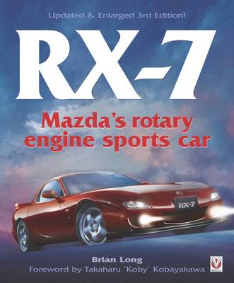 RX-7 Mazda's Rotary Engine Sports Car (Paperback)