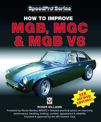 How to Improve MGB, MGC and MGB V8 (Paperback)