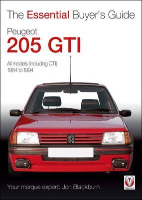 Essential Buyers Guide Peugeot 205 Gti (Paperback)