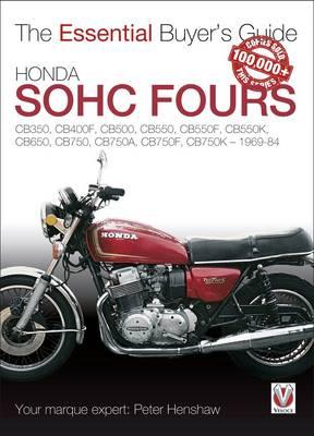 The Essential Buyers Guide Honda Sohc Fours (Paperback)