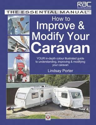 Improve and Modify Your Caravan (Paperback)