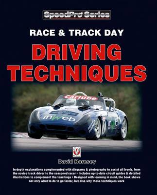 Race & Trackday Driving Techniques - SpeedPro Series (Paperback)