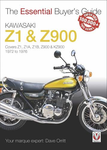 The Essential Buyers Guide Kawasaki Z1 & Z900 (Paperback)