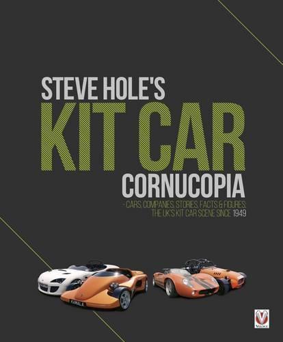 Steve Holes Kit Car Cornucopia (Paperback)