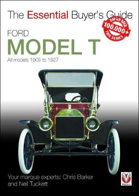 Ford Model T - All Models 1909 to 1927 (Paperback)