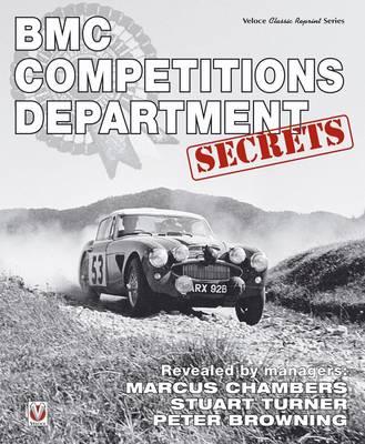 BMC Competitions Department Secrets (Paperback)