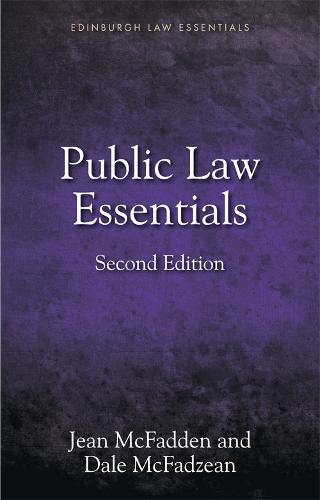 Public Law Essentials (Paperback)