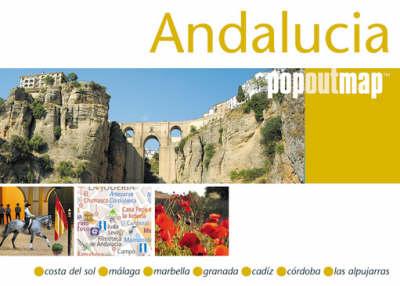 Andalucia (Sheet map, folded)