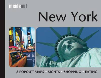 New York Travel Guide: Handy, Pocket Size New York City Guide with 2 Pop-up Maps - InsideOut