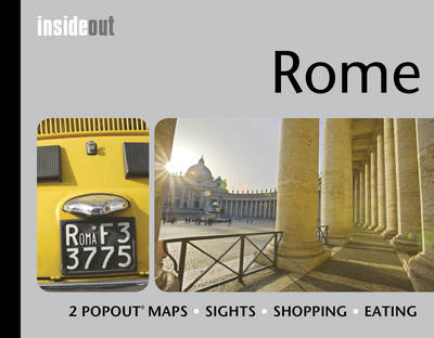 Rome Travel Guide: Handy, Pocket Size Guide to Rome with 2 Pop-out Maps - InsideOut