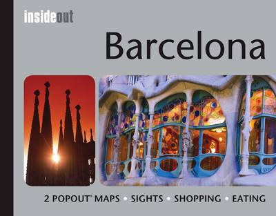 Barcelona Travel Guide: Pocket Travel Guide for Barcelona Including 2 Pop-up Maps - InsideOut