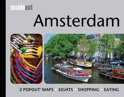 Amsterdam Travel Guide: Pocket Travel Guide for Amsterdam Including 2 Pop-up Maps - InsideOut