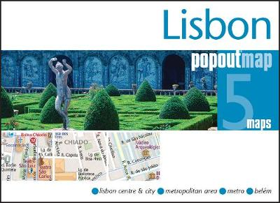 Lisbon PopOut Map - PopOut Maps (Sheet map, folded)