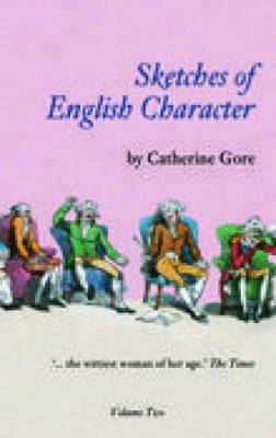 Sketches of English Character: Volume Two (Paperback)