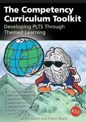 Competency Curriculum Toolkit: Developing the PLTS Framework Through Themed Learning (Paperback)
