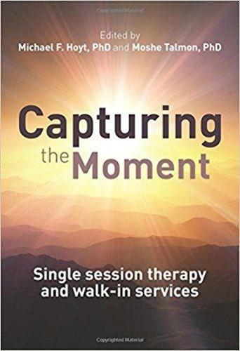 Capturing the Moment: Single-session therapy and walk-in services (Hardback)