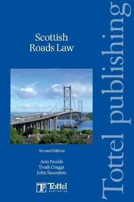 Scottish Roads Law (Paperback)