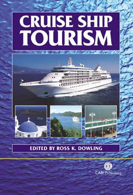 Cruise Ship Tourism (Hardback)