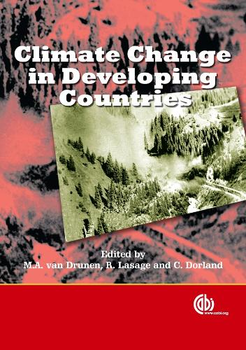 Climate Change in Developing Countri (Hardback)