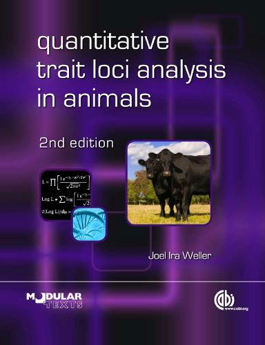 Quantitative Trait Loci Analysis in Animals (Paperback)