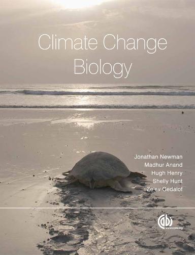 Climate Change Biology (Hardback)