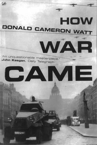 How War Came (Paperback)