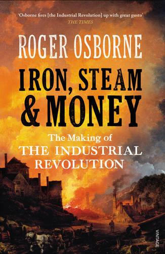 Iron, Steam & Money: The Making of the Industrial Revolution (Paperback)